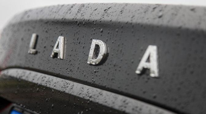 Megint nálunk járt a Lada Vesta